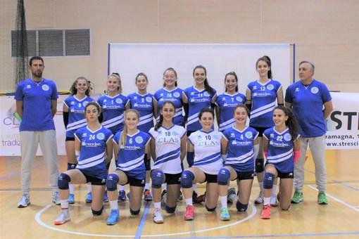 Continua il momento positivo in casa Maurina Strescino Imperia nel campionato di Serie D femminile