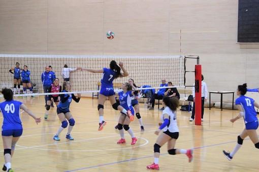 Volley, Serie C Regionale femminile. Maurina Strescino Imperia, stop interno con lo Spezia