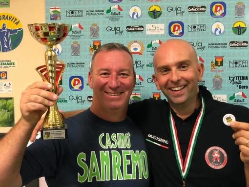 Subbuteo: il savonese del Master Sanremo Marino Caviglia vince il torneo dei 'Rebels Genova'