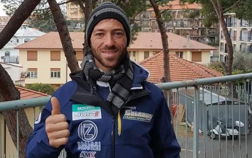 Il pilota imperiese di Chiusanico Maurizio Gerini