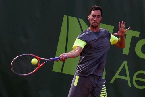 Tennis. ATP Stoccolma, nel tabellone principale due ponentini: con Fabio Fognini ecco il sanremese Gianluca Mager