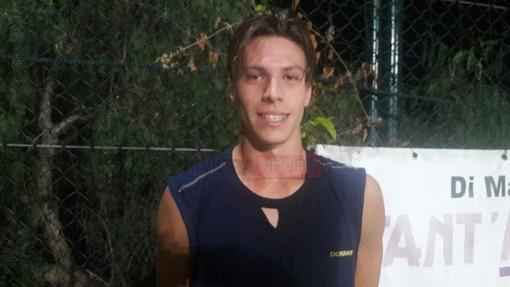 Matteo Pesco, jolly in questa stagione del Camporosso
