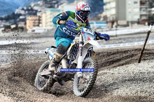Motori. A Bordighera grande successo per la moto da spiaggia: trionfa Gianluca Martini (FOTO)