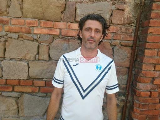 Massimiliano Moroni, tecnico della Virtus Sanremo