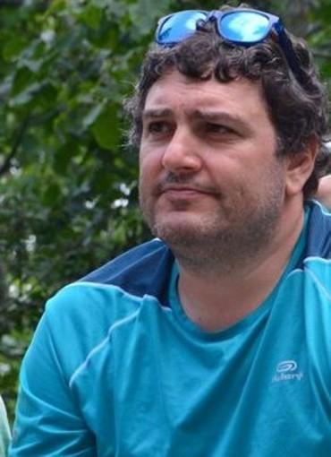 Fabio Musso, allenatore della Veloce Juniores