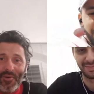 Massimiliano Moroni e Mustafà El Khayari ospiti nella nostra Goal Box