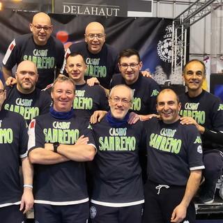 Subbuteo: super semifinale per il Master Sanremo al 'Major' di  Rochefort (Belgio) il torneo più importante al Mondo