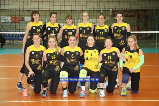 Volley, Serie C femminile. Grafiche Amadeo Sanremo, stop contro il Cogoleto
