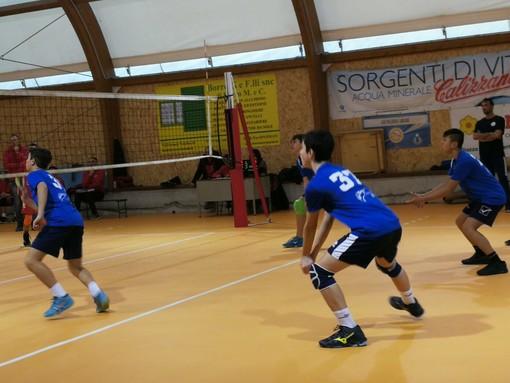 Volley maschile. NLP Sanremo, la formazione under 14 di coach Minaglia non si ferma e supera il VT Finale