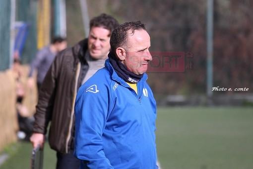 Carmelo Luci, ex allenatore del Taggia, sta per firmare con il Camporosso