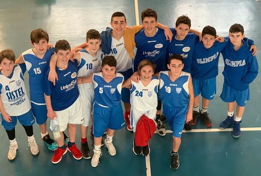 Pallacanestro: i giovani dell'Olimpia Taggia e Bki Imperia vincono il 'Join the Game' di domenica scorsa