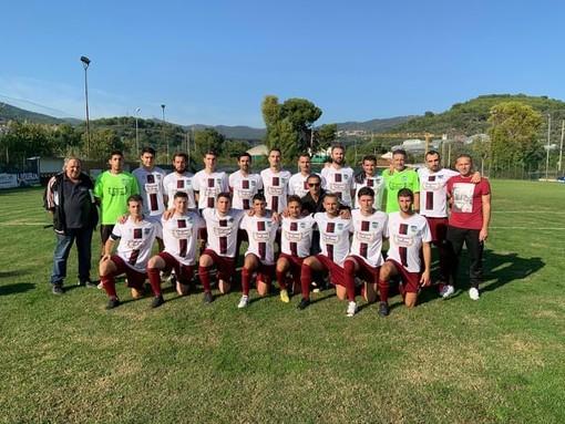 Calcio, Coppa Liguria Seconda Categoria. L'Oneglia Calcio non si ferma più: 2-0 al Calizzano
