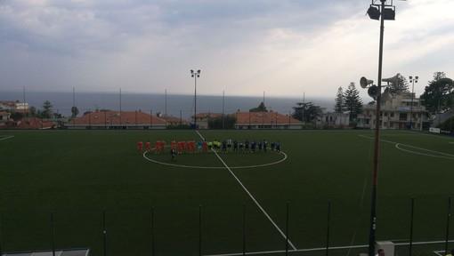 Calcio, Coppa Italia Eccellenza. Ospedaletti da urlo, doppio Espinal e un'autorete stendono l'Imperia