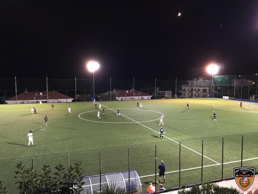 Calcio: tre reti nel test amichevole contro il Taggia per l'Ospedaletti, a segno Aretuso, Fici e Cassini