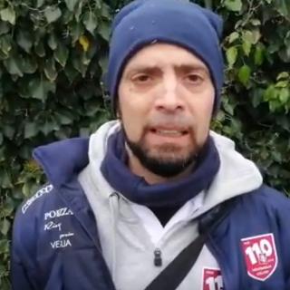 Paolo Lamberti, in questa stagione nello staff tecnico del Ventimiglia Calcio
