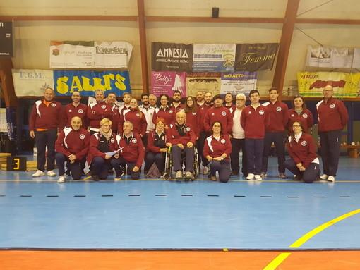 Tiro con l'Arco: ottimi risultati domenica scorsa per l'Archery Club Ventimiglia al trofeo indoor di casa
