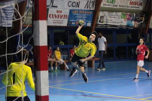 Giovanili della Pallamano Ventimiglia: fine settimana quasi perfetto, tre vittorie su quattro incontri negli incontri disputati