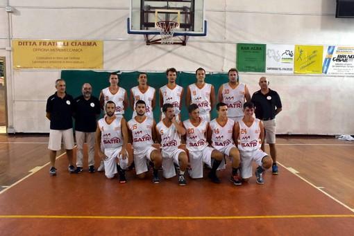 Basket: nulla da fare per il Bc Ospedaletti sul campo della capolista Spezia, netta sconfitta