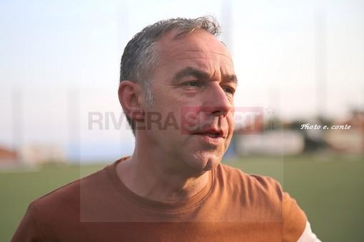 Roberto Borgese, Direttore Sportivo dell'Ospedaletti (foto Eugenio Conte)