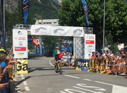 Mountain Bike: l'imperiese Matteo Siffredi del Rusy Bike Pontedassio conquista la magli di campione italiano