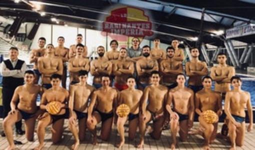 La Rari Nantes Imperia di Serie B maschile