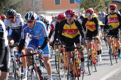 Ciclismo: trampolino di lancio per le due ruote, il ponentino Rubens Calzia punta sulla Cuneo-Imperia