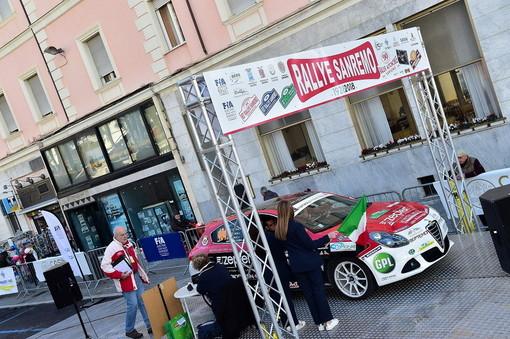 Rallye di Sanremo: sono il francese Mlynarczyk (Eco Rally) e Gandino (Coppa dei Fiori) a condurre le danze dopo la prima tappa della regolarità