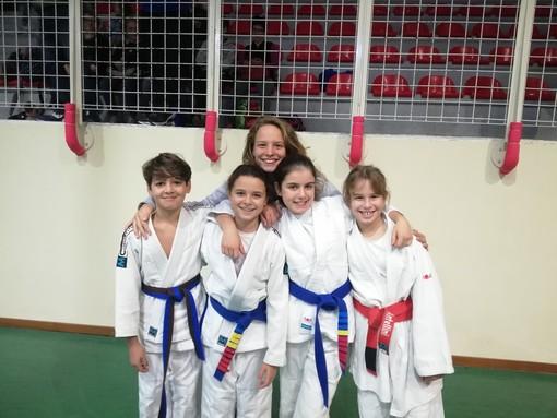 """Arti marziali. Judo Club Sakura Arma di Taggia, grandi risultati al 'Memorial Pippo Spagnolo'. L'insegnante Manuela Ferrigno: """"Sono soddisfatta dei risultati ottenuti"""""""