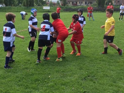 Esperienza a Brescia per i giovani atleti del Reds Rugby Team (Foto)