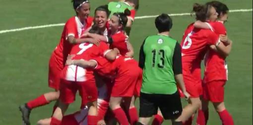 Calcio. Torneo delle Regioni 2019: Liguria femminile sconfitta in finale, il Piemonte V.A. vince 3-1 in rimonta