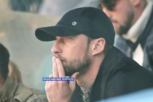 Calcio. Al 'Comunale' di Sanremo spettatore di spicco: sugli spalti Claudio Marchisio (FOTO)