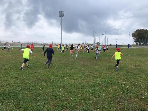 Palla ovale. Sanremo Rugby, attività promozionale venerdì 14 giugno