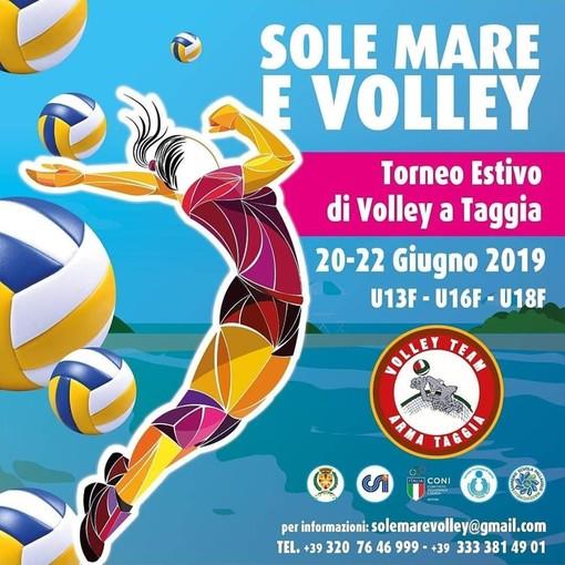 Beach Volley. Ottime prestazioni per VT ArmaTaggia e Mazzucchelli Sanremo al Torneo Sole Mare 2019