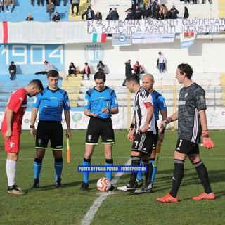 Calcio, Serie D. Sanremese-Lavagnese 0-0: riviviamo il match tra matuziani e genovesi (FOTO e VIDEO)