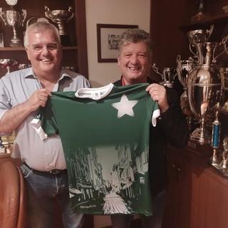 Calcio, Sestrese: avanti con Corrado Schiazza, anche in Eccellenza