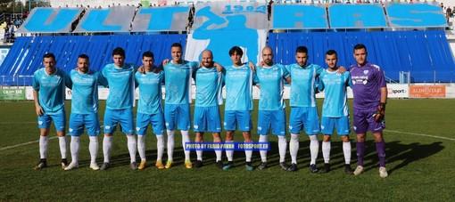 La Sanremese ha ripreso gli allenamenti (foto Sanremese Calcio)
