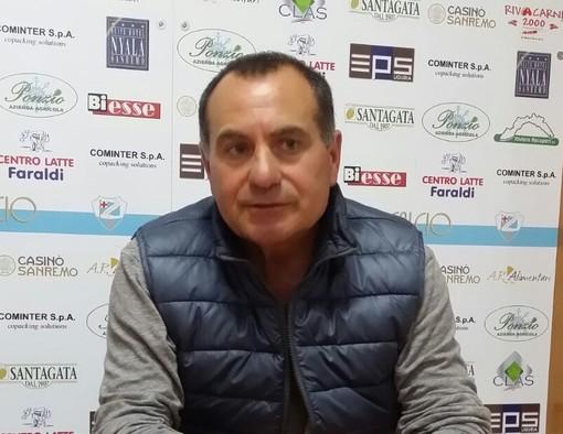 Salvatore Ciaramitaro, Direttore della Sanremese