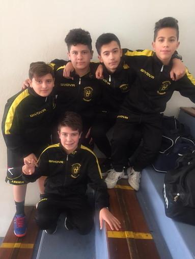 Pallamano: quattro Under 13 del Ventimiglia selezionati a Monaco per il progetto 'Levant 06'