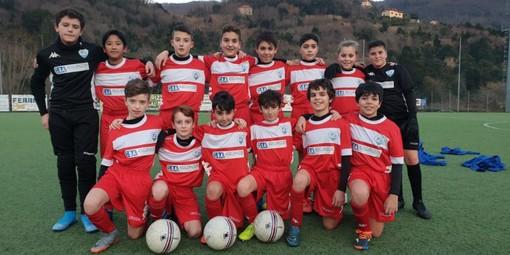 Calcio giovanile. Sanremese, super prestazione degli Esordienti 2008 contro la Sampdoria