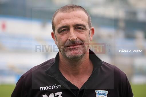 Alessandro Lupo sarà l'allenatore della Sanremese anche nella prossima stagione
