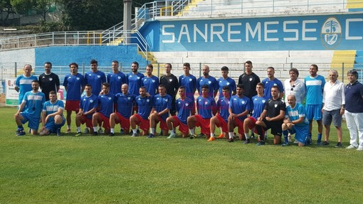 Calcio, Serie D. Sanremese, la stagione si avvicina: tra due settimane è debutto in campionato