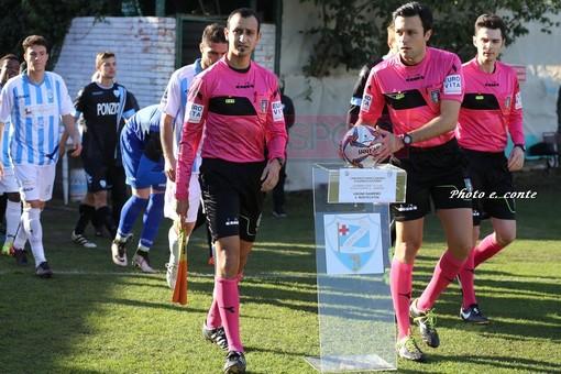 Calcio, Serie D. Le designazioni della 14a giornata: Lecco-Sanremese ad un fischietto campano