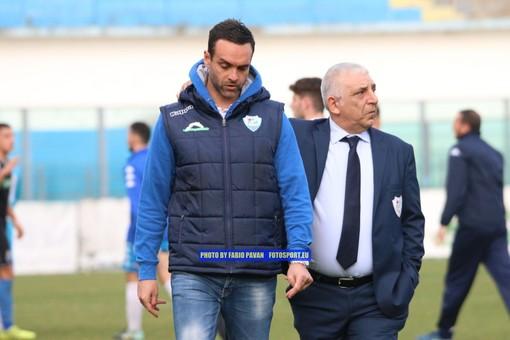 """Calcio, Serie D. Crisi Sanremese, la squadra dalla parte di mister Nicola Ascoli: """"Siamo sicuri che è la persona più adatta per tirarci fuori da questo momento"""""""
