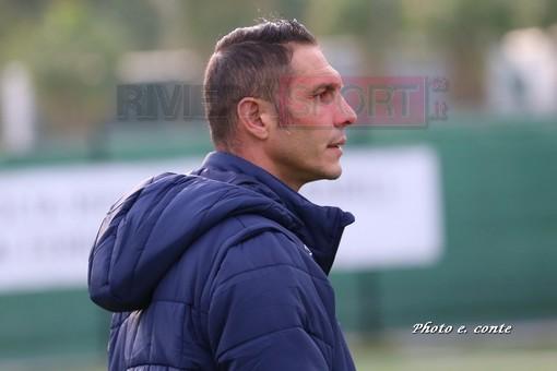 Gianni Brancatisano, allenatore delle giovanili della Sanremese