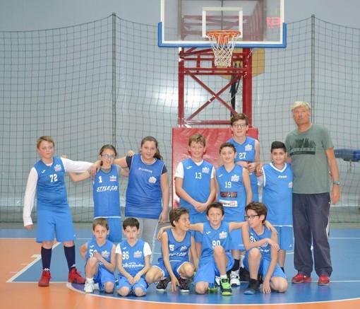 Basket. Sea Sanremo, continua l'ottima stagione dei giovani cestisti matuziani