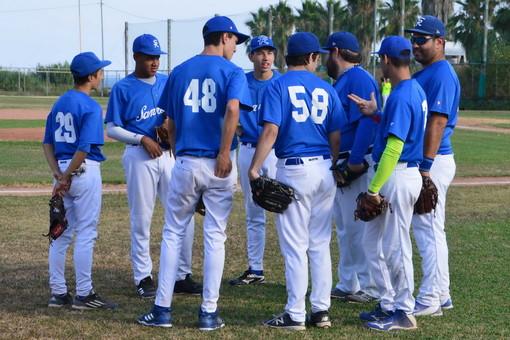 Baseball: belle vittorie per le formazioni giovanili e per la prima squadra del Sanremo nel weekend