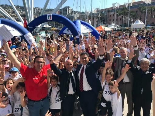 Stelle nello Sport: grande Festa al Porto Antico di Genova dal 24 al 26 maggio (VIDEO)