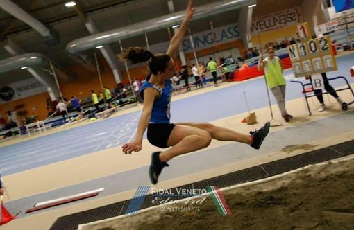 La 17enne Chiara Smeraldo gemma emergente nello sport e nello studio al 'Colombo' di Arma di Taggia