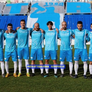 Calcio, Serie D. Sanremese-Lucchese negli scatti di Fabio Pavan (FOTO)