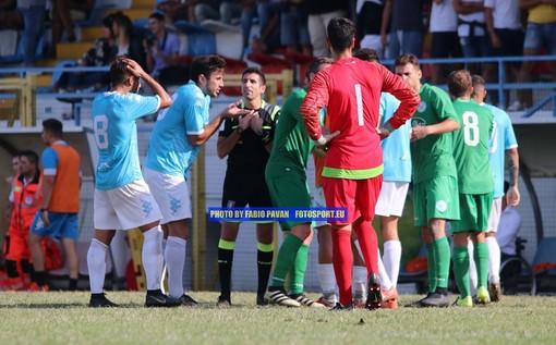 Calcio, Serie D. Mano pesante del Giudice Sportivo sulla Sanremese